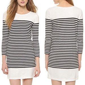 Joie💕Striped 3/4 Sleeve Nautical Spring Dress XS